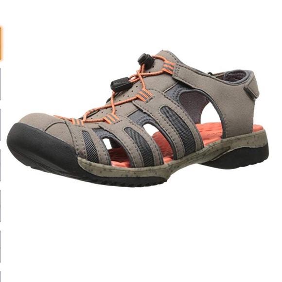06df891655c Clarks Shoes - Clark s women s Tuvia Melon Fisherman Sandal